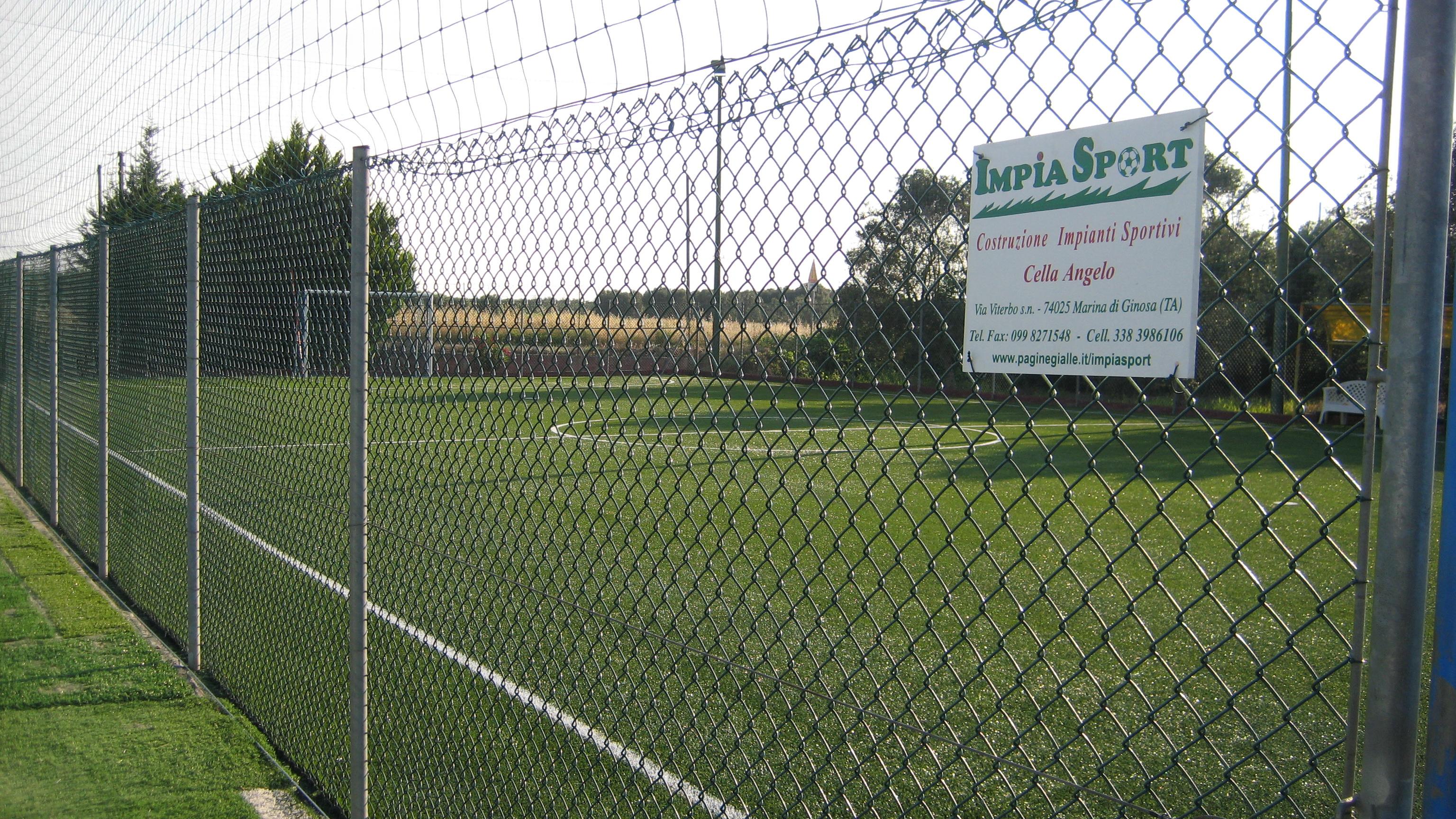 Consulenza ed assistenza tecnica in fase progettuale ed esecutiva di impianti sportivi